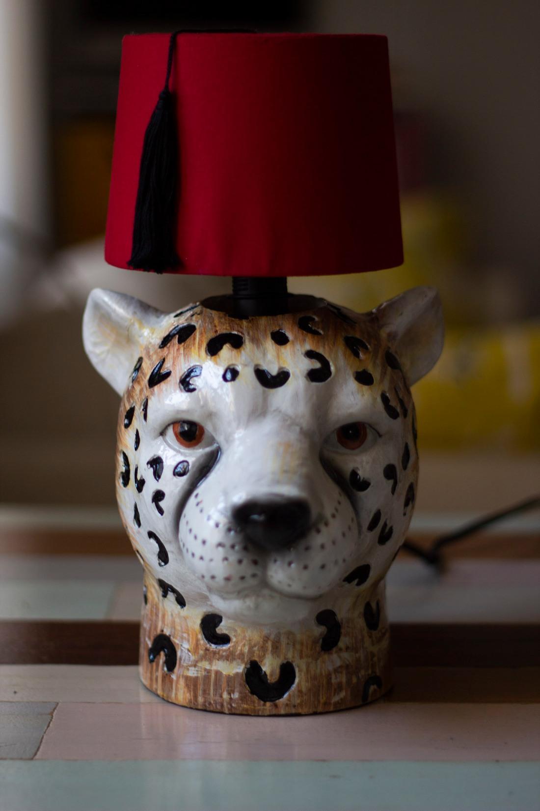 cheetah-leopard-vase-fez-lampshade