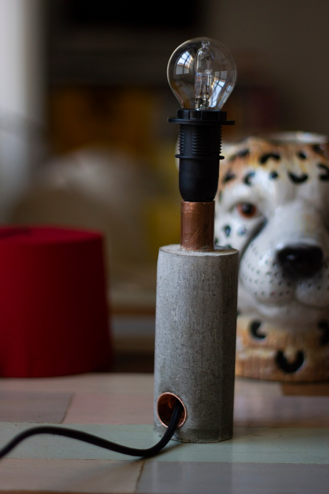 concrete-copper-lamp-diy