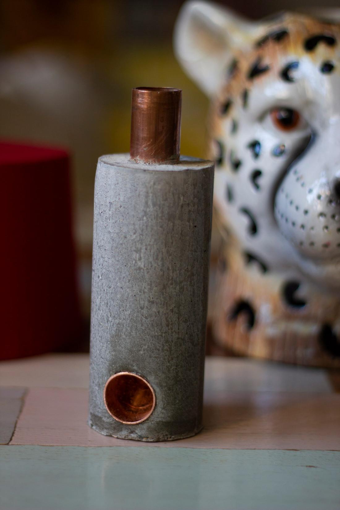 concrete-copper-lamp-foot-diy